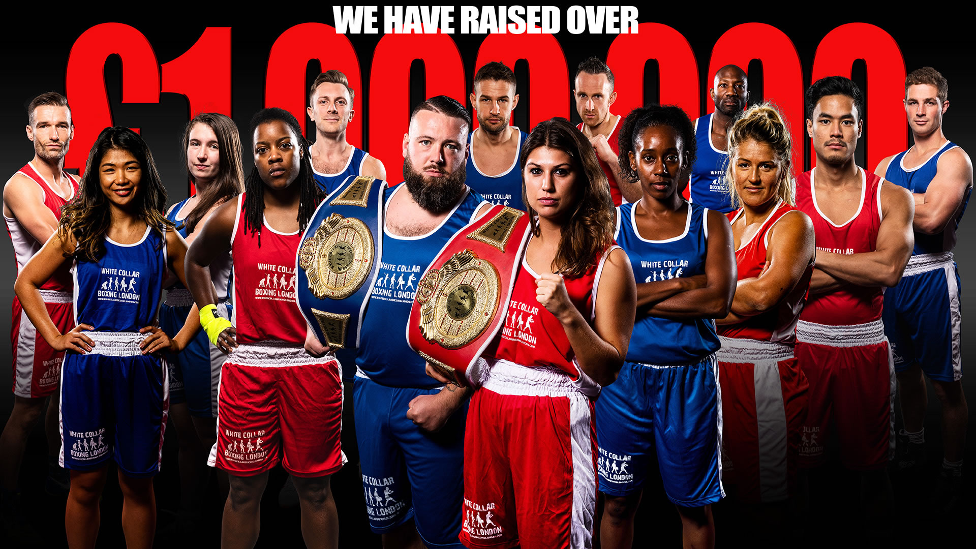 White Collar Boxing London
