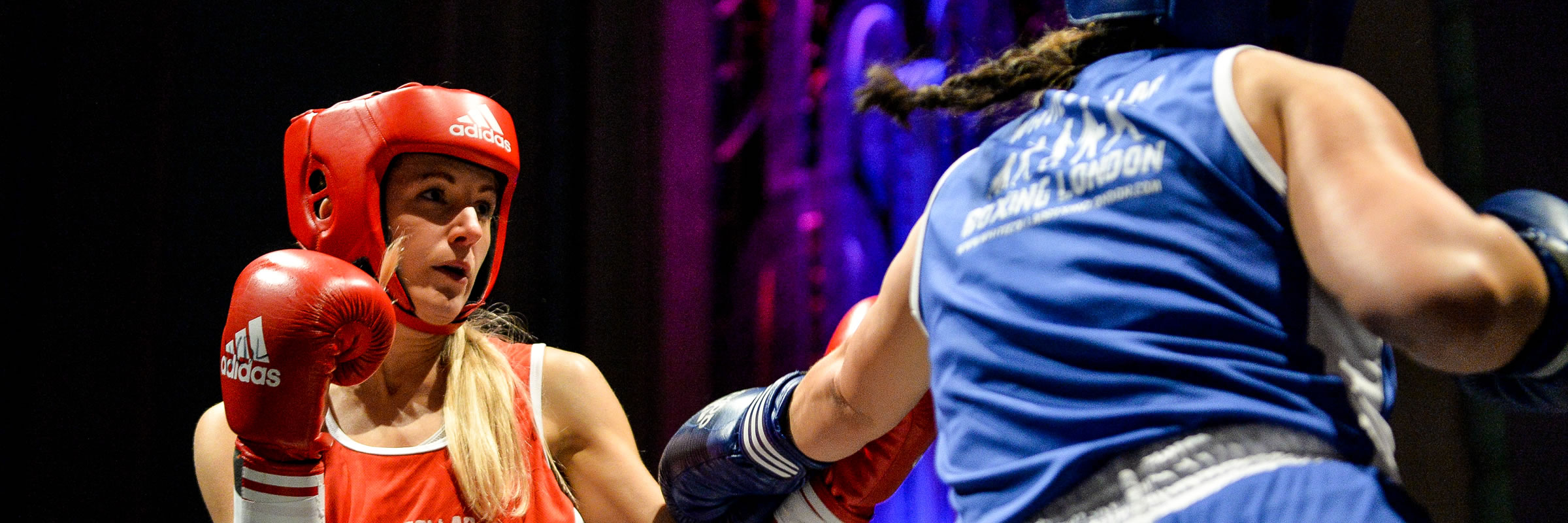 Why Us - White Collar Boxing London
